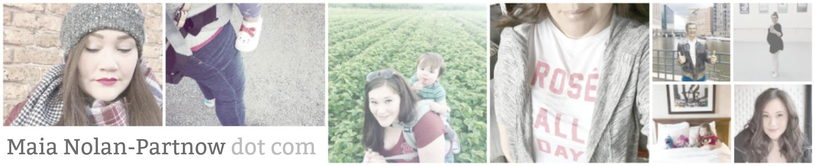 Blog | Maia Nolan-Partnow